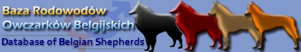 Database of Belgian Shepherds